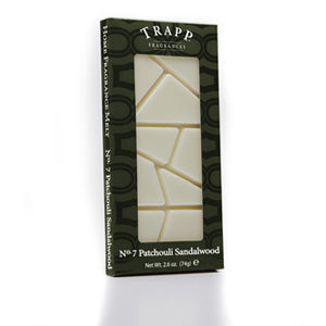No. 7 Patchouli Sandalwood - 2.6 oz. Home Fragrance Melts
