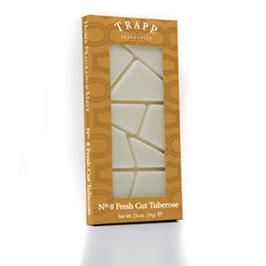 No. 8 Fresh Cut Tuberose - 2.6 oz. Home Fragrance Melts
