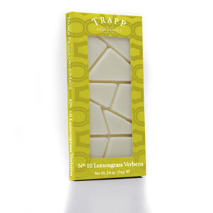 No. 10 Lemongrass Verbena - 2.6 oz. Home Fragrance Melts
