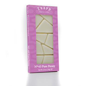 No. 63 Pure Peony - 2.6 oz. Home Fragrance Melts