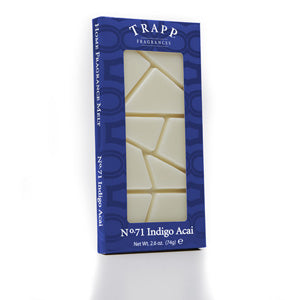 No. 71 Indigo Acai - 2.6 oz. Home Fragrance Melts