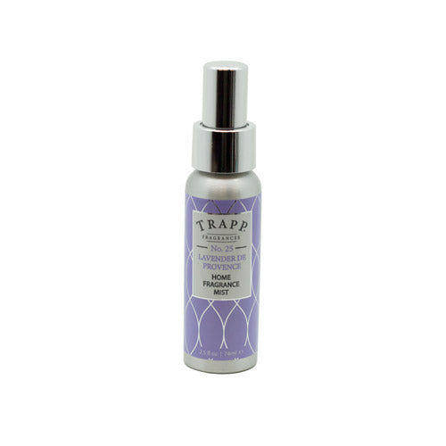 No. 25 Lavender de Provence - 2.5 oz. Home Fragrance Mist