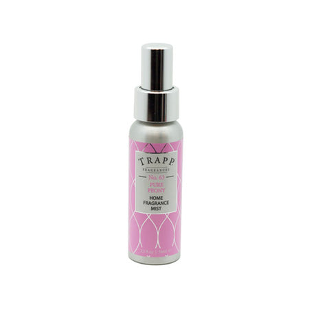 No. 63 Pure Peony - 2.5 oz. Home Fragrance Mist
