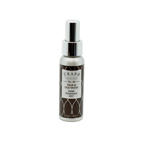 No. 68 Teak & Oud Wood - 2.5 oz. Home Fragrance Mist
