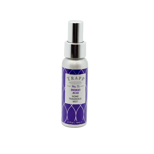 No. 71 Indigo Acai - 2.5 oz. Home Fragrance Mist