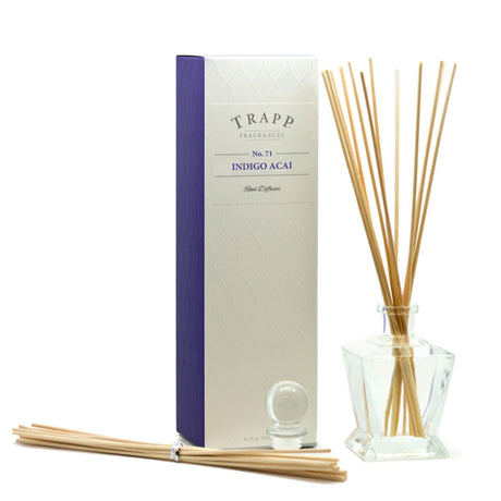 No. 71 Indigo Acai - Kit Diffuser 4.5oz.