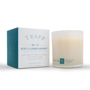 Ambiance Collection - No. 13 Bob's Flower Shoppe - 8.75 oz. Poured Candle