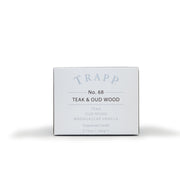 Ambiance Collection - No. 68 Teak and Oud Wood - 3.75 oz. Poured Candle