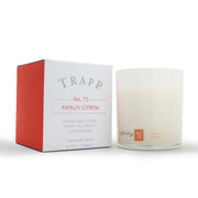 Ambiance Collection - No. 72 Amalfi Citron - 8.75 oz. Poured Candle