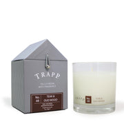 Trapp 7 oz. Large Poured Candle - <br> No. 68 Teak & Oud Wood