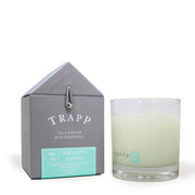 Trapp 7 oz. Large Poured Candle - <br> No. 64 White Lotus & Lychee