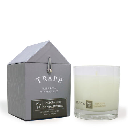 Signature Home Collection - <br> No. 7 Patchouli Sandalwood