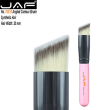 Angled Multifunction Face Makeup Brush Vegan