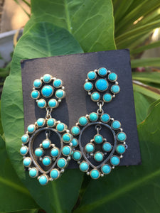"""The Colorado"" earrings"