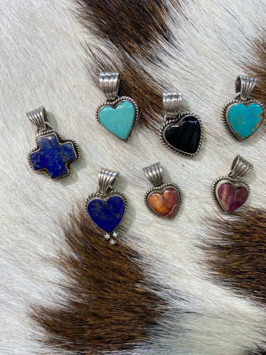 The baby heart pendant/charms
