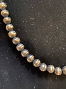 Navajo Pearls 8mm 18 inches