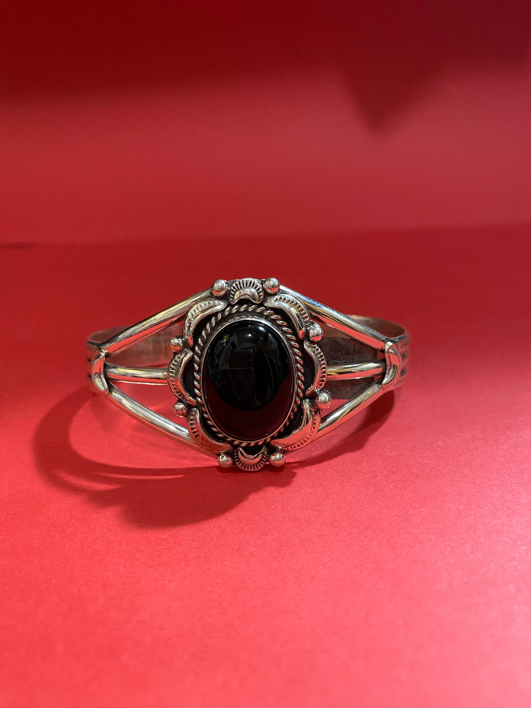"The black onyx ""concho"""