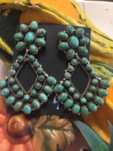 """The Green Dream Team"" earrings"