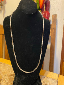 Navajo Pearls 5mm 26 inches