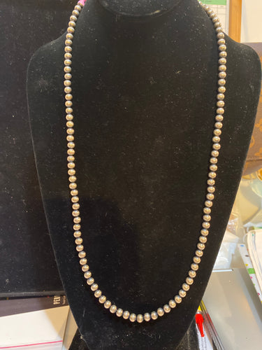 Navajo Pearls 6mm 26 inch