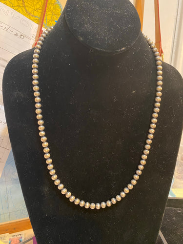 Navajo Pearls 6mm 20 inches