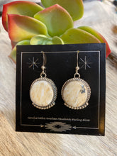 """Circle the Wagons"" earrings"