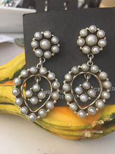 """The Bridesmaid"" freshwater pearl earrings"