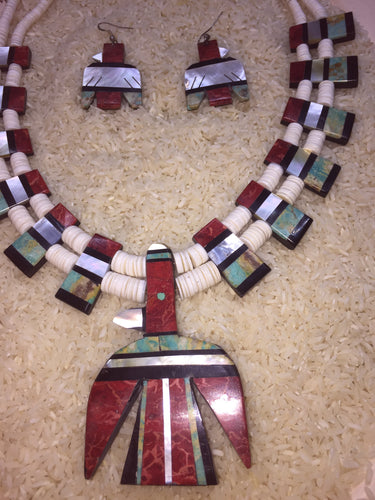 Delbert Crispan Santa Domingo Necklace