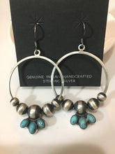 """The Mary""/ Navajo pearls and Turquoise"