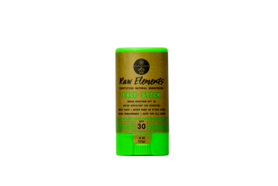 Raw Elements Organic Sun Screen 30+ Eco Stick