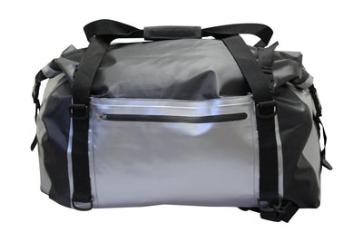 60L Black WaterproofRoll-Top Duffle