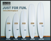 Fish Ride Surfboard by Culture Supply Co.