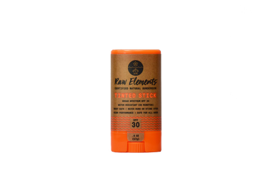 Raw Elements Organic Sun Screen 30+ Eco Tint Stick