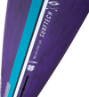 Stock 12ft Commander - Ghost Carbon - Up to 160lb Paddler / Violet Color