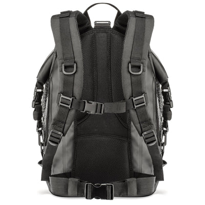 40L Grey Waterproof Backpack by COR Surf