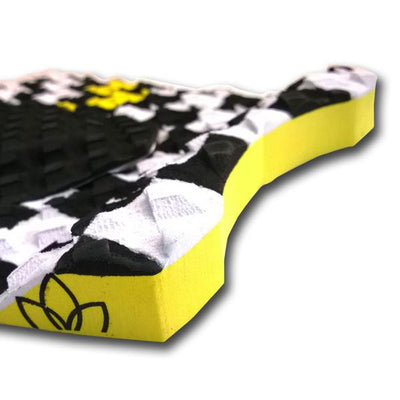 Short Board 3 piece Traction Pad - Checker