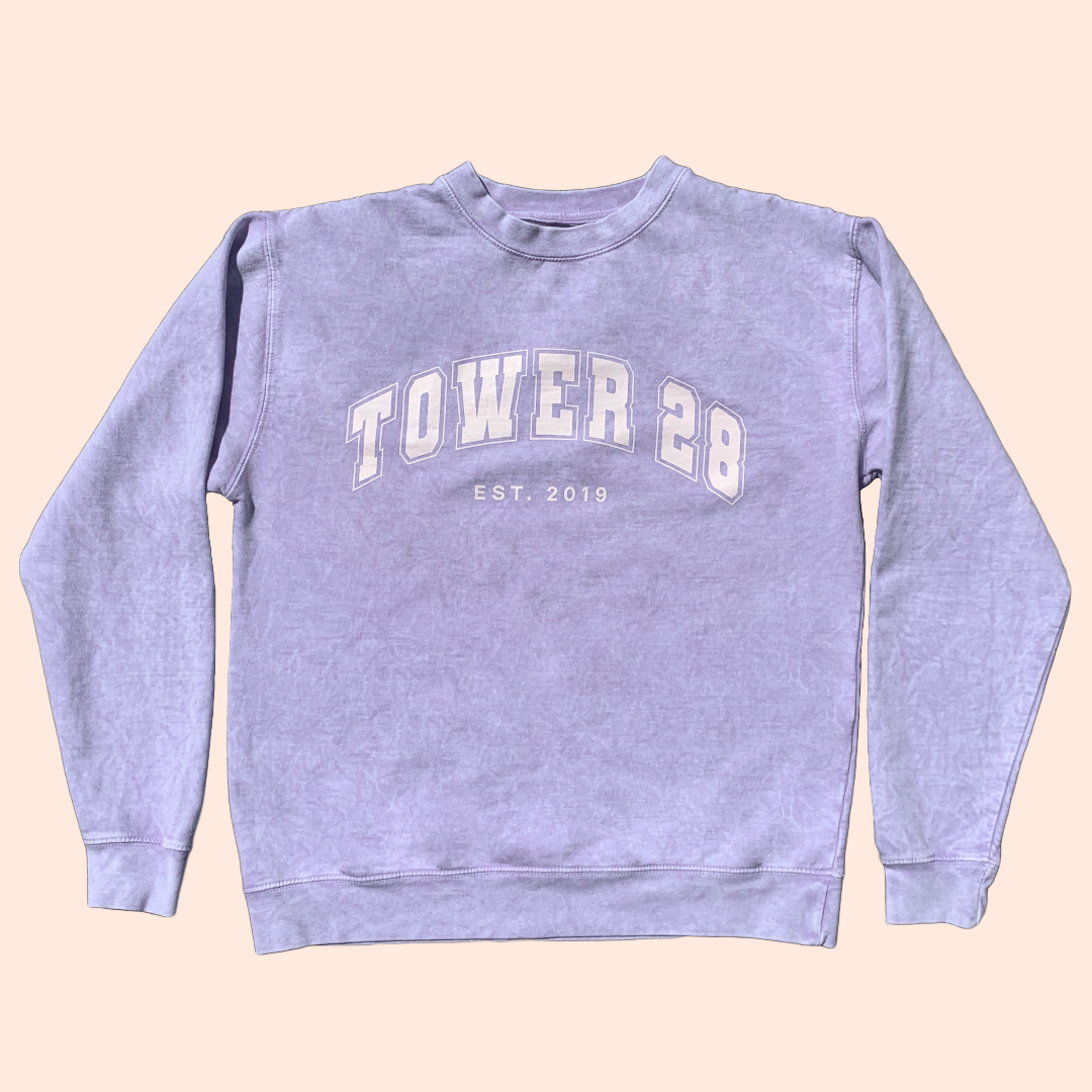 Crewneck Sweatshirt by Tower 28 Beauty