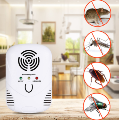 Ultrasonic Mosquito Repeller - ETech Gadgetz