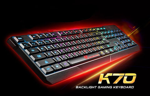 Pro Speed K70 Gaming Keyboard - ETech Gadgetz