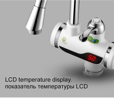 3000W Tank-less Hot Water Faucet - ETech Gadgetz