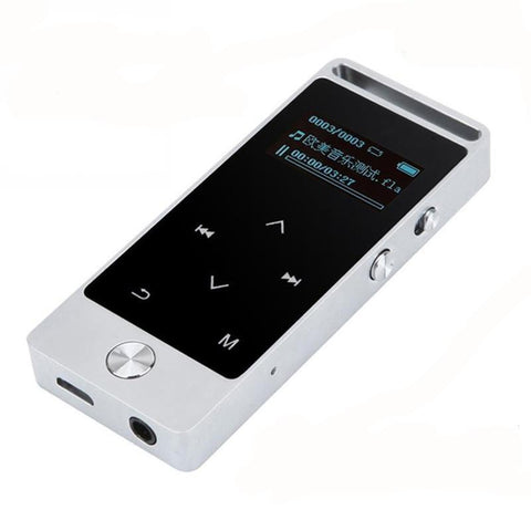 Touch Screen MP3 Player 8GB