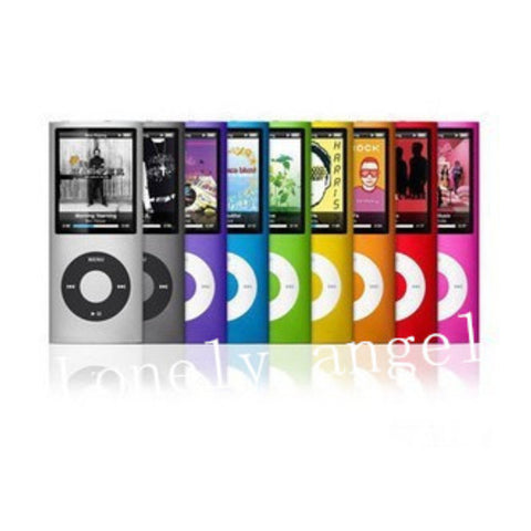 High Quality LCD Sports MP4 Player 4GB 8GB 16GB 32GB
