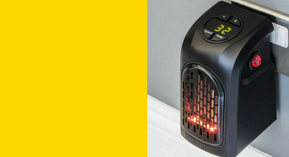 The Handy Heater Stay Warm this Winter with the Handy Heater Shop now!
