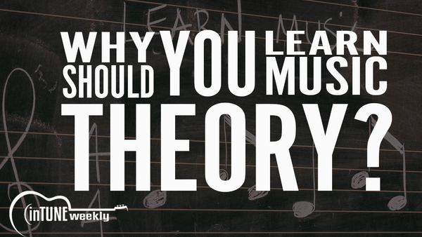 Why you should learn Music Theory