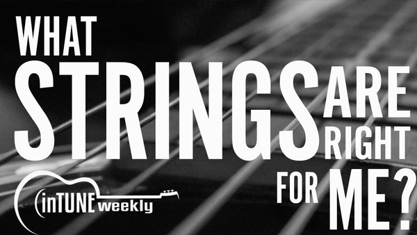 What Guitar Strings Should You Buy??