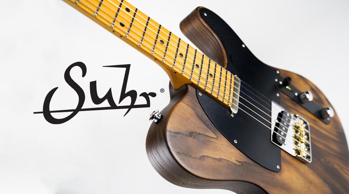 Knoxville Tennessee's Only Suhr Electric Guitar Dealer