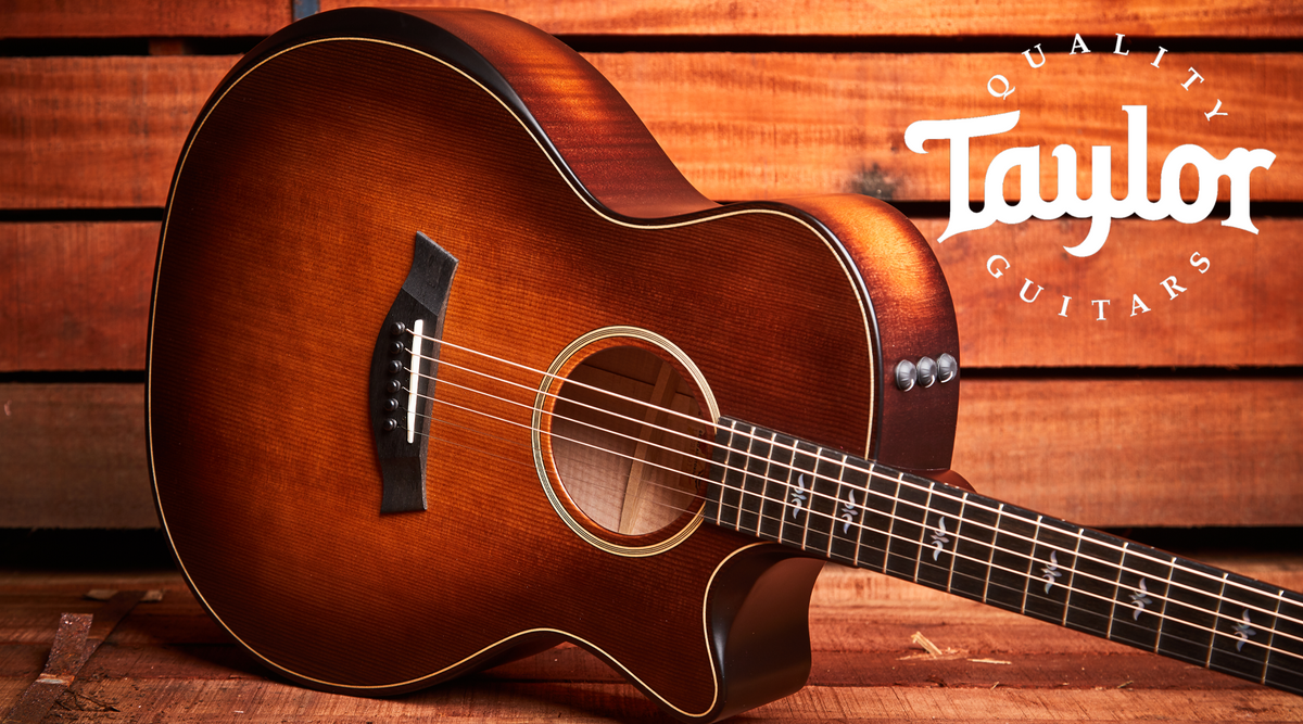 Knoxville's Largest Taylor Acoustic Guitars Dealer