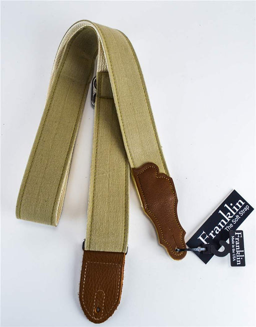 "Franklin DD-N-CA 2"" Natural Distressed Strap"