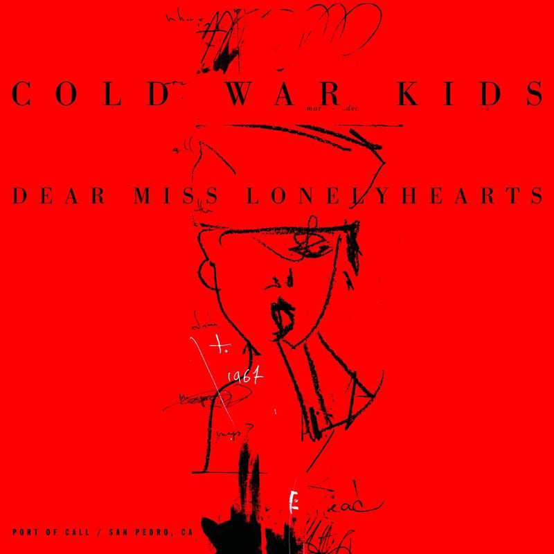 Cold War Kids - Dear Miss Lonelyhearts [LP]