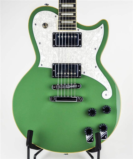 D'Angelico Premier Atlantic Army Green